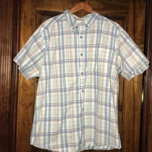 EUC Columbia XXL button up shirt